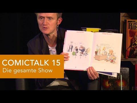 Der COMICTALK 15 - Die komplette Show