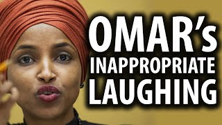 Ilhan Omar Laughs About US Casualties - IO Cringe #4