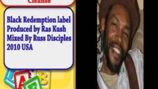 Judah Eskender Tafari - Cleanse + Dub (Black Redemption)