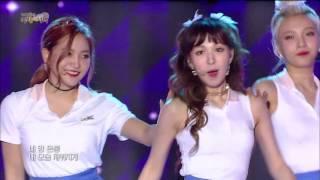 【TVPP】Red Velvet –Russian Roulette, 레드벨벳- 러시안 룰렛 @2016 DMC Festival