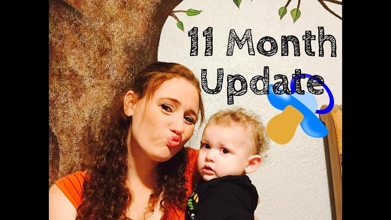 11 MONTH OLD BABY UPDATE || Baby Not Walking + Baby X-Ray ...
