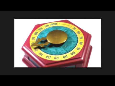 Boardgame 'Merchants of Amsterdam' Auction Clock