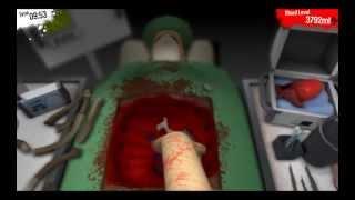 Давайте посмотрим Surgeon Simulator 2013