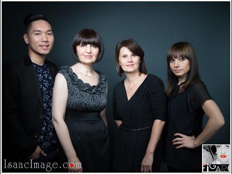 Toronto Hair Salon - Figaro Salon Fashion shoot