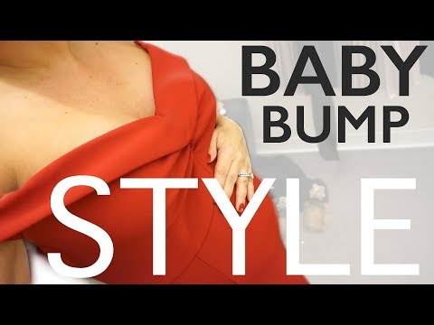 How to Dress the Baby Bump   Pregnancy Fashion Guide