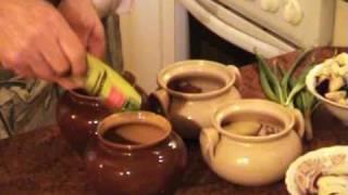 Чанахи от Дяди Яши(Чанахи в горшочках. В томатном соке., 2011-03-25T15:15:11.000Z)