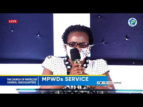 MPWDs Special Service | August 1, 2020