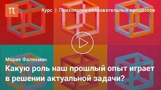 Мышление как решение задач — Мария Фаликман(, 2015-11-30T06:33:31.000Z)