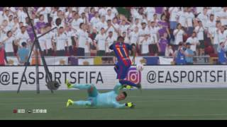 Neymar彩虹進球 FIFA 17_20161211232040