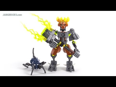 LEGO Bionicle Protector of Stone review! set 70779