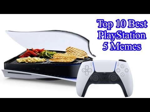 Top 10 Best Playstation 5 Memes Youtube