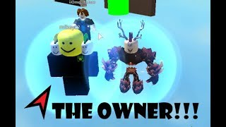 Playing With Mr. Roblox!!! Roblox Modded Doomspire