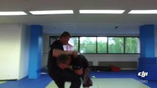 Impression of a regular Krav Maga lesson @ Institute Krav Maga Netherlands.