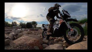 Enduro X Rock Garden KTM 790 ADV-R