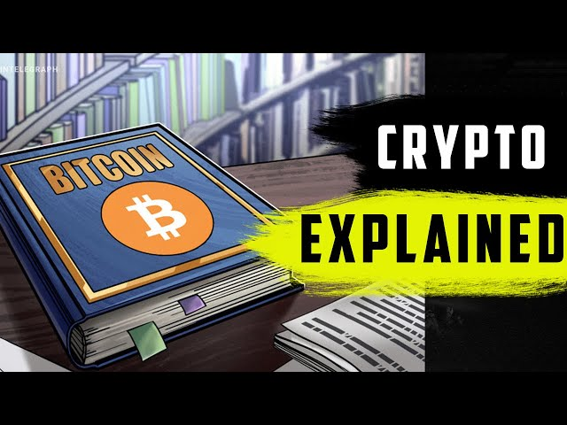 Crypto Vocabulary & Expressions for Beginners (Ep. 01)