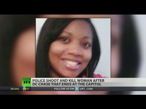 Details emerge about woman shot, killed at US Capitol