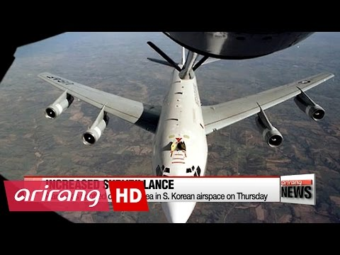 Thumbnail: U.S. deploys nuke-sniffer aircraft to Korean peninsula amid rising tensions