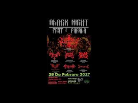 Black Night Fest 1 Puebla   Metal Release