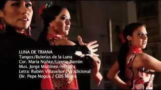 LUNA y CANTERA FLAMENCO, MEXICO Tangos/Bulerías de la Luna