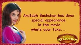 In conversation with Asin | Bol Bachchan