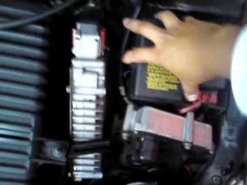 2003 Jeep Grand Cherokee Fuse Box Location No Bus Stratus 2002 Se 2 2 Youtube