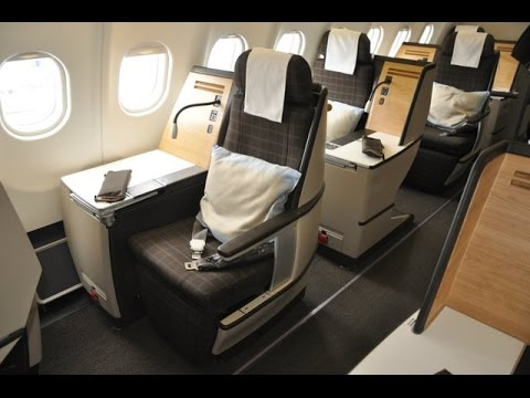 SWISS INTL. | ZURICH-LOS ANGELES | BUSINESS CLASS | A340