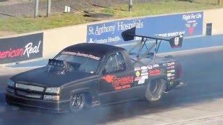 Blown Smoke - NHRDA Diesels On The Mountain 2015