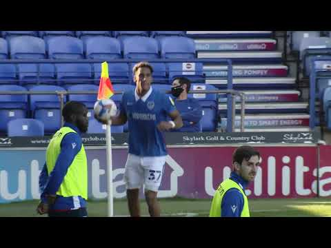Portsmouth Gillingham Goals And Highlights