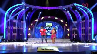 Super Singer 8 Episode   2 II Revanth & Ramya Performance