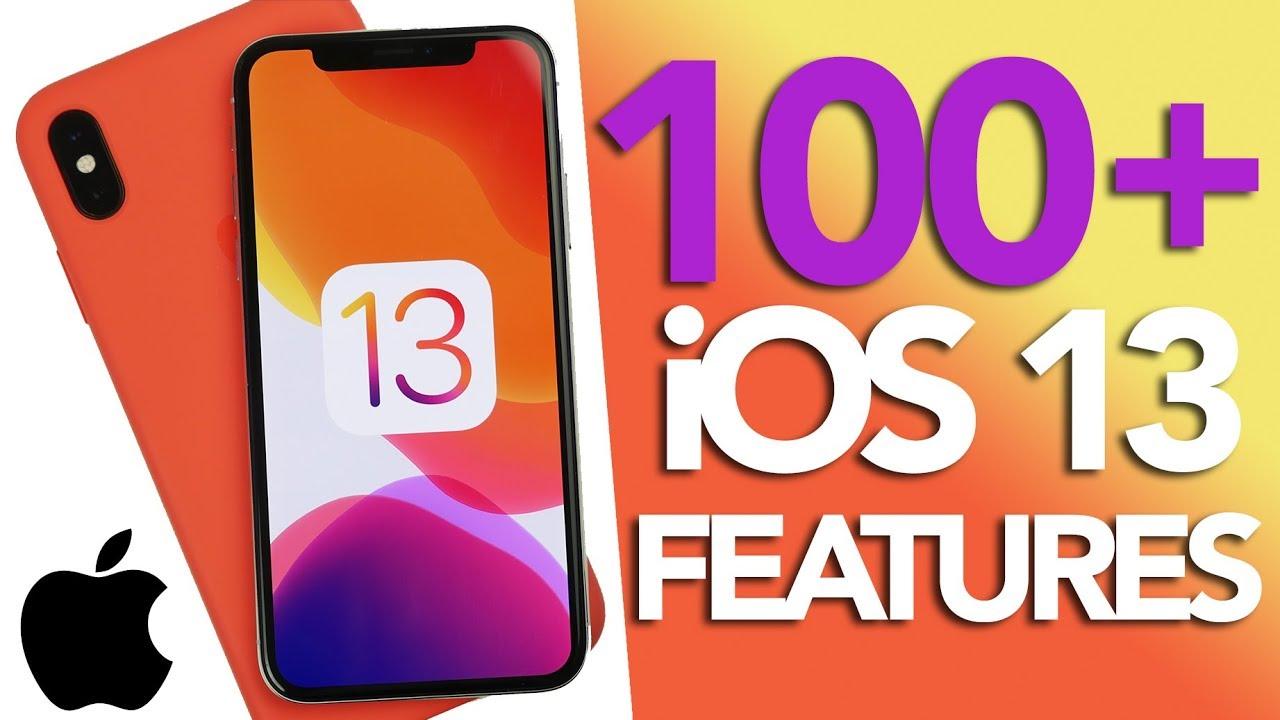 Video] Tổng hợp hơn 100 tính năng mới trên iOS 13 mà bạn cần