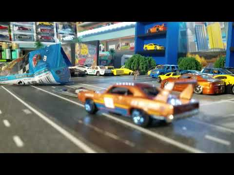 Mystery models serie 2 Plymouth superbird review