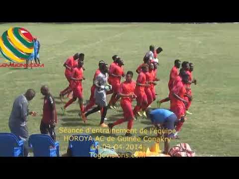 Togo:Sport/Football:1ère journée de la Ligue Africaine: HOROYA AC affute ses armes face AS TOGO PORT