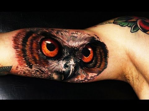 Best Animal Tattoo Designs Ever - Best Tattoos in the World - YouTube