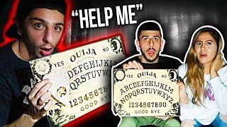 FaZe Rug HAS EVIL SPIRITS?! WE HEARD VOICES! *Creepy Ouija Board*