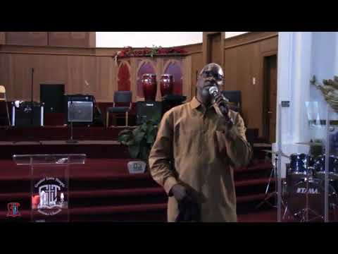 """But"" | District Elder Kalor Williams | GLT Ministries"
