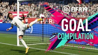 "FIFA 19 | ""Flares"" GOAL COMPILATION (LEFTOVERS)"