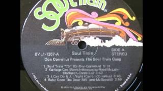 Don Cornelius Presents The Soul Train Gang 1975 Complete LP