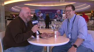 Super Bowl LII Preview: Chris Carlin returns to Loud Mouths in Minny