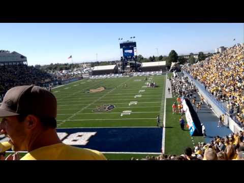 Montana State University fight song