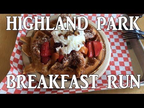 EAT - Highland Park Breakfast Run - Best Breakfast in HP