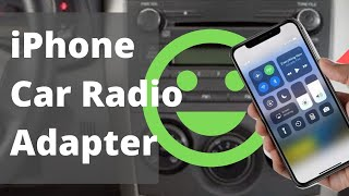 iPhone 6 Car Radio Adapter