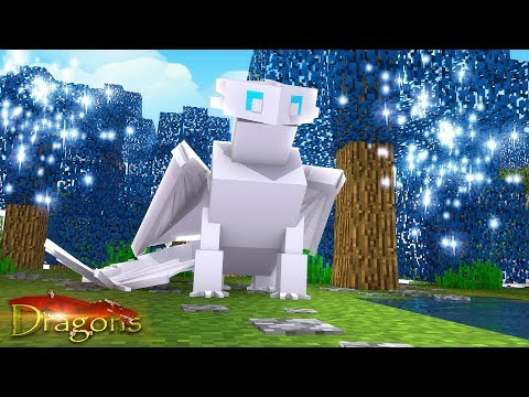 BRINGING FROST BACK TO THE LIGHT! - Minecraft Dragons