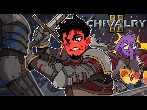 BACK AND MORE EPIC THAN EVER! (these battles are MASSIVE!) | Chivalry 2