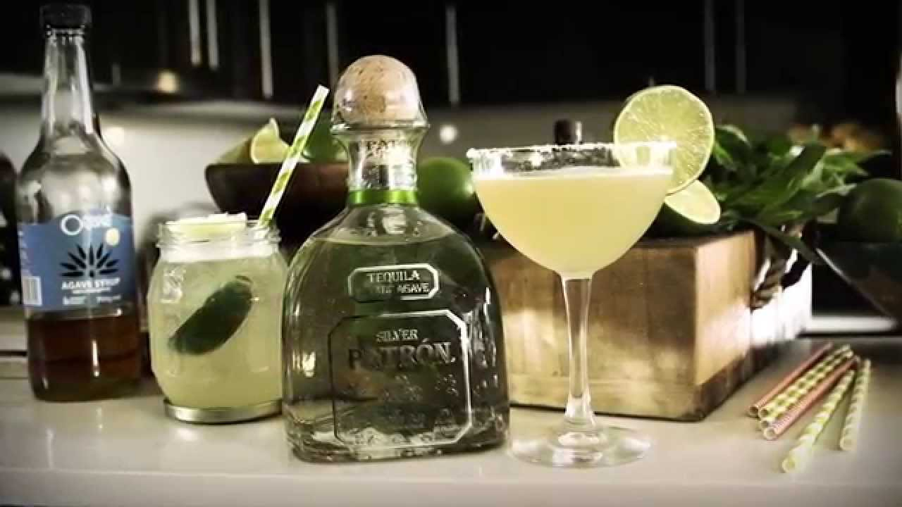 patron tequila how to mix margarita drinks network