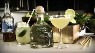 How to Mix Margarita  Patron Tequila  Drinks Network