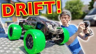 RC Car MEGA DRIFT Mods **almost free**