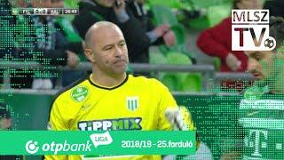 Ferencvárosi TC – Szombathelyi Haladás | 2-0 | (0-0) | OTP Bank Liga | 25. forduló | MLSZTV