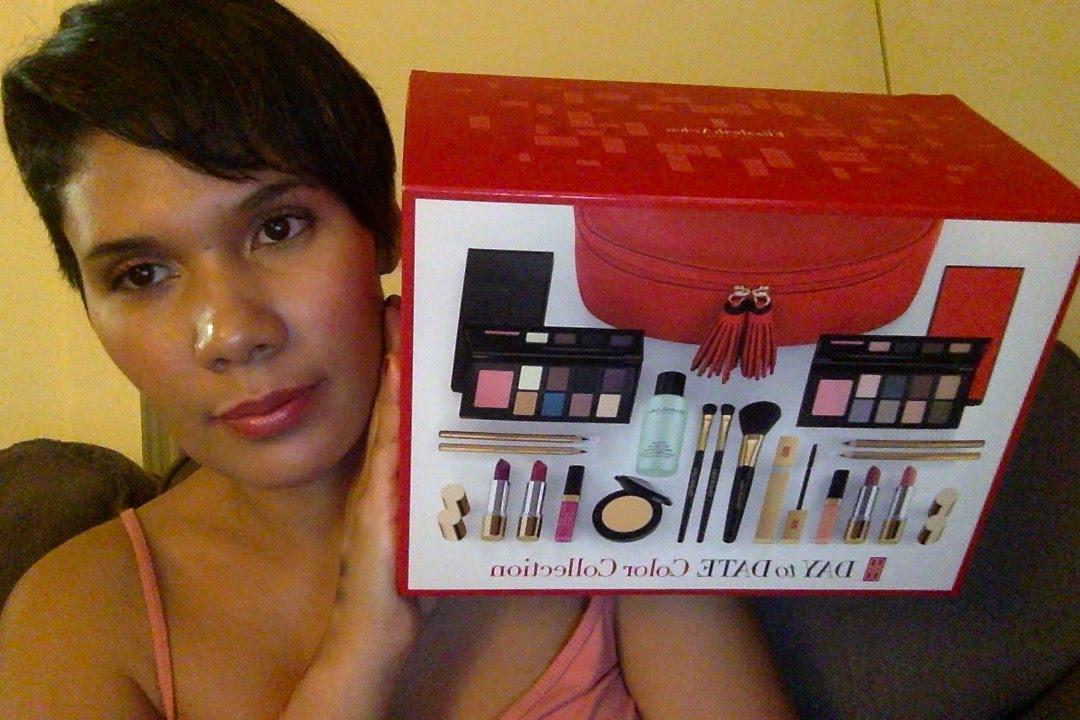 Elizabeth Arden Color Blockbuster 2015- Day to Date Color Collection Elizabeth Arden - YouTube