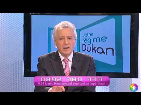 Le régime Dukan