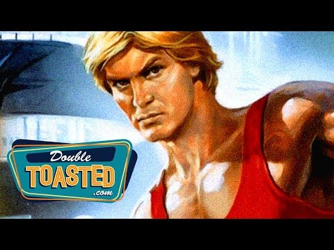 FLASH GORDON - MOVIE REVIEW HIGHLIGHT - Double Toasted